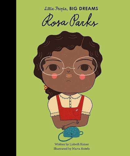 Book - Little People, Big Dreams - Rosa Parks