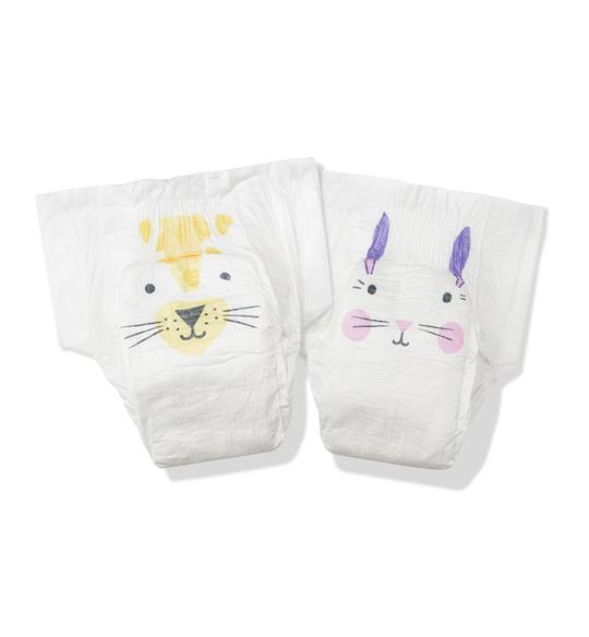 Eco Nappies - Hypoallergenic