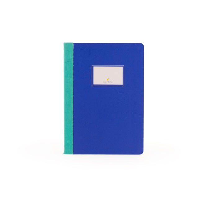 Notebook - Linen - 4 Colours