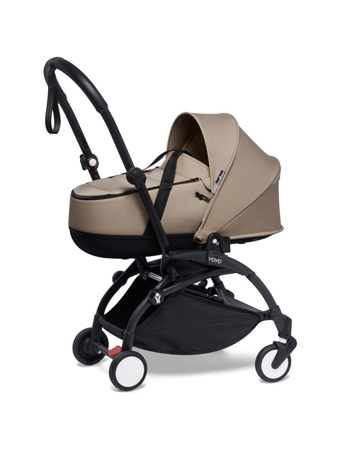 (Pre-Order) BABYZEN YOYO² Push Chair | Newborn Bassinet (Taupe)