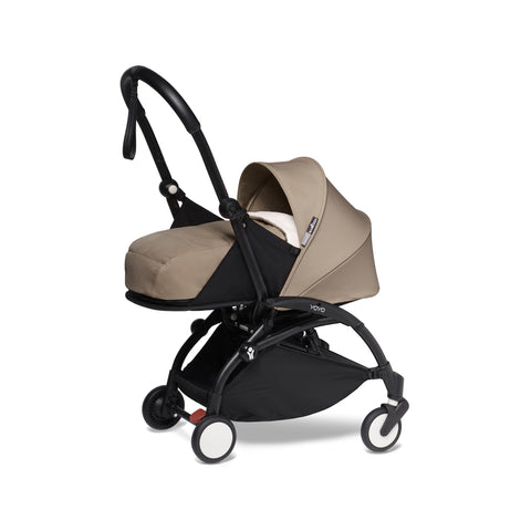 Babyzen YOYO² Push Chair | Newborn (Taupe)