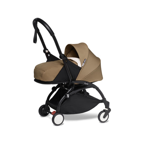 Babyzen YOYO²+ Push Chair | Newborn (Toffee)
