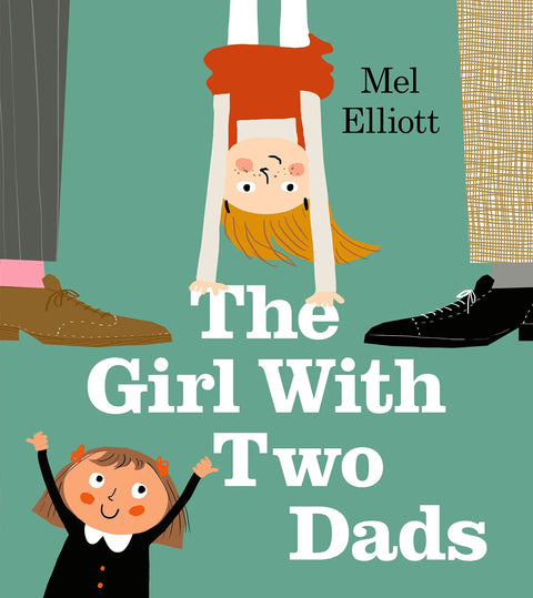 Book - The Girl with Two Dads