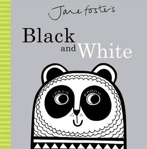 Book - Jane Foster's Black & White