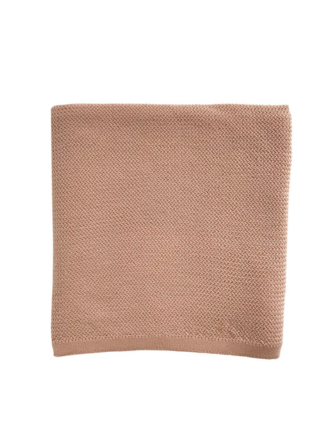 Baby Blanket - Coco - Blush