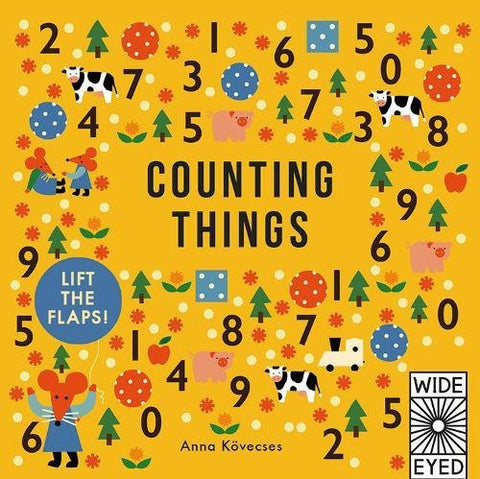 Book - Counting Things (Lift The Flaps)