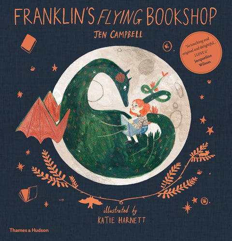 Book - Franklin's Flying Bookshop