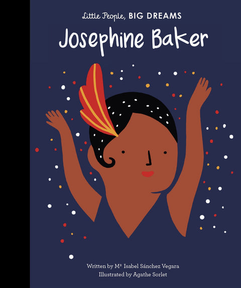 Book - Little People, Big Dreams - Josephine Baker