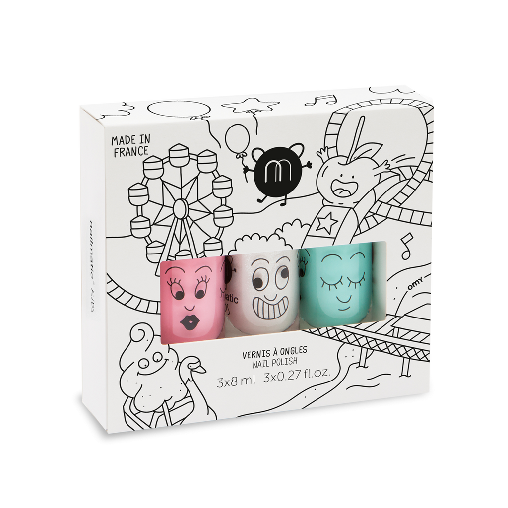 Nail Polish Set - Funfair