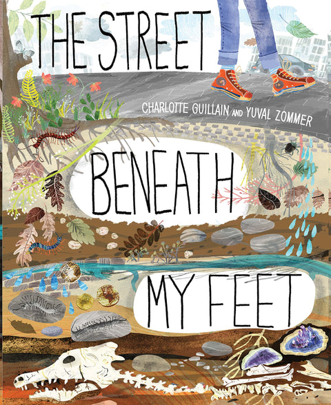 Book - The Street Beneath my Feet