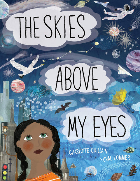 Book - The Skies above my eyes