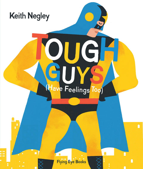 Book - Tough Guys have Feelings too