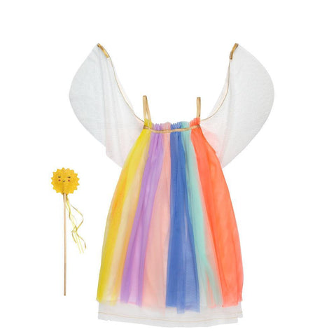 Cape Dress Up - Rainbow Girl