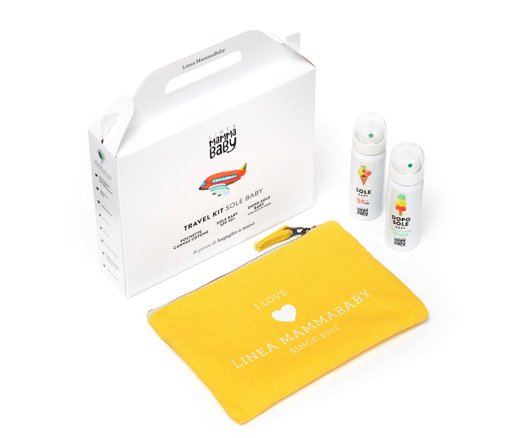 Sun Screen Travel Kit - Baby - SPF50+