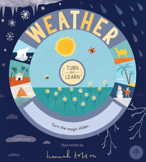 Book - Weather - Turn & Learn