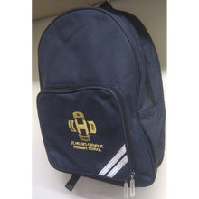 St Helen's Primary School - Navy Bookbag, P E Bag & Backpacks with School Logo Navy / Infant Backpack School Uniform Centres BOOK BAGS school-uniform-centres.myshopify.com Schoolwear Centres