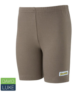 Brownie Cycle Shorts BROWN / 32 School Uniform Centres Shorts school-uniform-centres.myshopify.com Schoolwear Centres