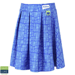 New Guide Skirt ROYAL/RED / 44 School Uniform Centres Skirts school-uniform-centres.myshopify.com Schoolwear Centres