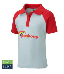 Rainbow Polo Shirt - Schoolwear Centres | School Uniform Centres
