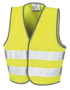 "Safety Vest - Core R200J - junior FLUORESCENT / 29-31"" 10-12 School Uniform Centres Outdoor school-uniform-centres.myshopify.com Schoolwear Centres"