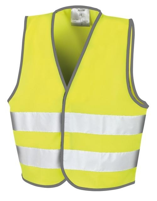 Safety Vest - Core R200J - junior - Schoolwear Centres | School Uniform Centres