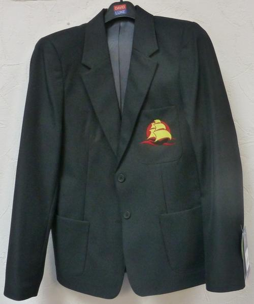 Mayflower Girls Black Blazer - Schoolwear Centres