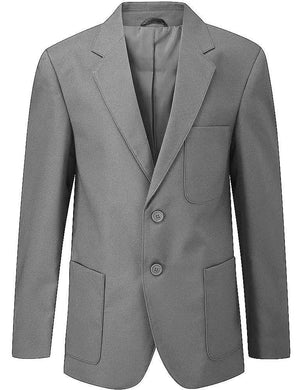 Saint Ursula's Catholic Infant School -  Boys Grey Blazer with School logo GREY / 34 School Uniform Centres Blazer school-uniform-centres.myshopify.com Schoolwear Centres