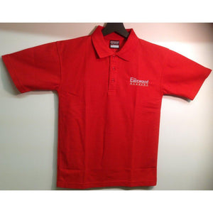 The Eastwood Academy - Red Polo Shirt with School Logo - Schoolwear Centres | School Uniform Centres