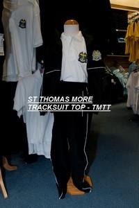 St Thomas More High School - Track Top with School Logo | Schoolwear Centres