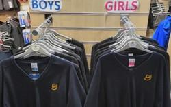 The Deanes School - Boys Knitted (Knitwear) Jumper with School Logo | School Uniform Centres