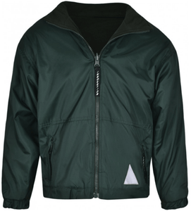 Eastwood Primary School - Reversible Fleece Jacket with School Logo - Schoolwear Centres | School Uniform Centres