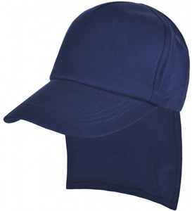 GREAT BERRY PRI - LEGIONAIRE CAP WITH SCHOOL LOGO - Schoolwear Centres