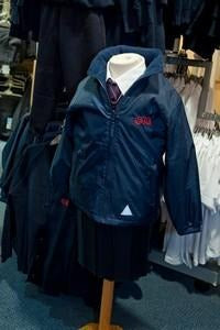 Great Berry Primary School - Reversible Jacket with School Logo - Schoolwear Centres