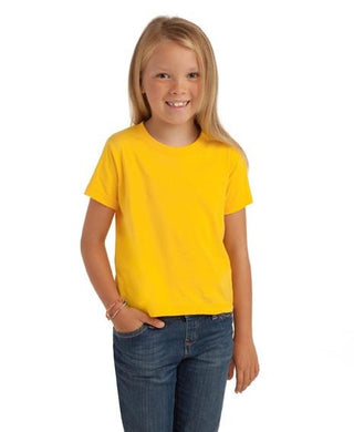 "Millhouse Primary School and Nursery - Orange T-Shirt with School Logo Orange / 36"" 14 - 15 YRS School Uniform Centres T-Shirts school-uniform-centres.myshopify.com Schoolwear Centres"