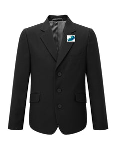 Chase High - Boys Designer Jacket with School Logo - Schoolwear Centres | School Uniform Centres