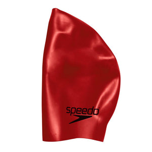 Speedo Silicone Swimming Hat | Available in 7 colours RED / ONE SIZE School Uniform Centres Swimming Caps school-uniform-centres.myshopify.com Schoolwear Centres