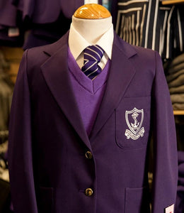 THORPE HALL BOYS BLAZER WITH SCHOOL LOGO | Schoolwear Centres