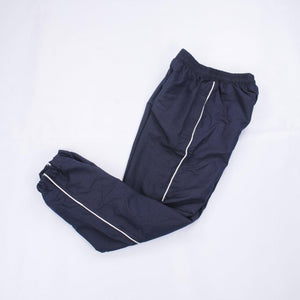 Bournes Green School - Navy Tracksuit Bottoms with School Logo NAVY/WHITE / 32-34 School Uniform Centres  school-uniform-centres.myshopify.com Schoolwear Centres