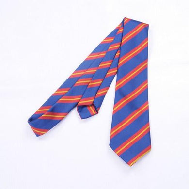 "Bournes Green School - School Ties RED/NAVY / 39"" TIES School Uniform Centres Tie school-uniform-centres.myshopify.com Schoolwear Centres"
