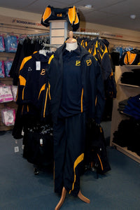The Deanes Academy - Sports Tracksuit Bottom | Schoolwear Centres