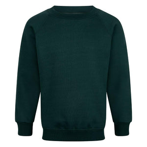 Crew (Round) Neck Sweatshirts in 18 Colours - Schoolwear Centres | School Uniform Centres