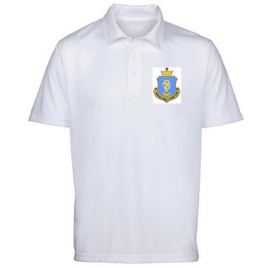 St Teresa's Catholic Primary School - White Polo Shirt with School Logo | Schoolwear Centres