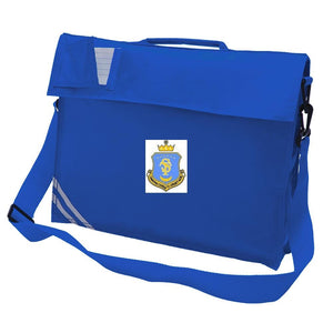 St Teresa School - School Bags with Logo Royal / BOOKBAG School Uniform Centres BACKPACK school-uniform-centres.myshopify.com Schoolwear Centres
