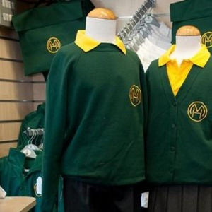 Milton Hall Primary School - Bottle Sweatshirt Jumper with School Logo | School Uniform Centres