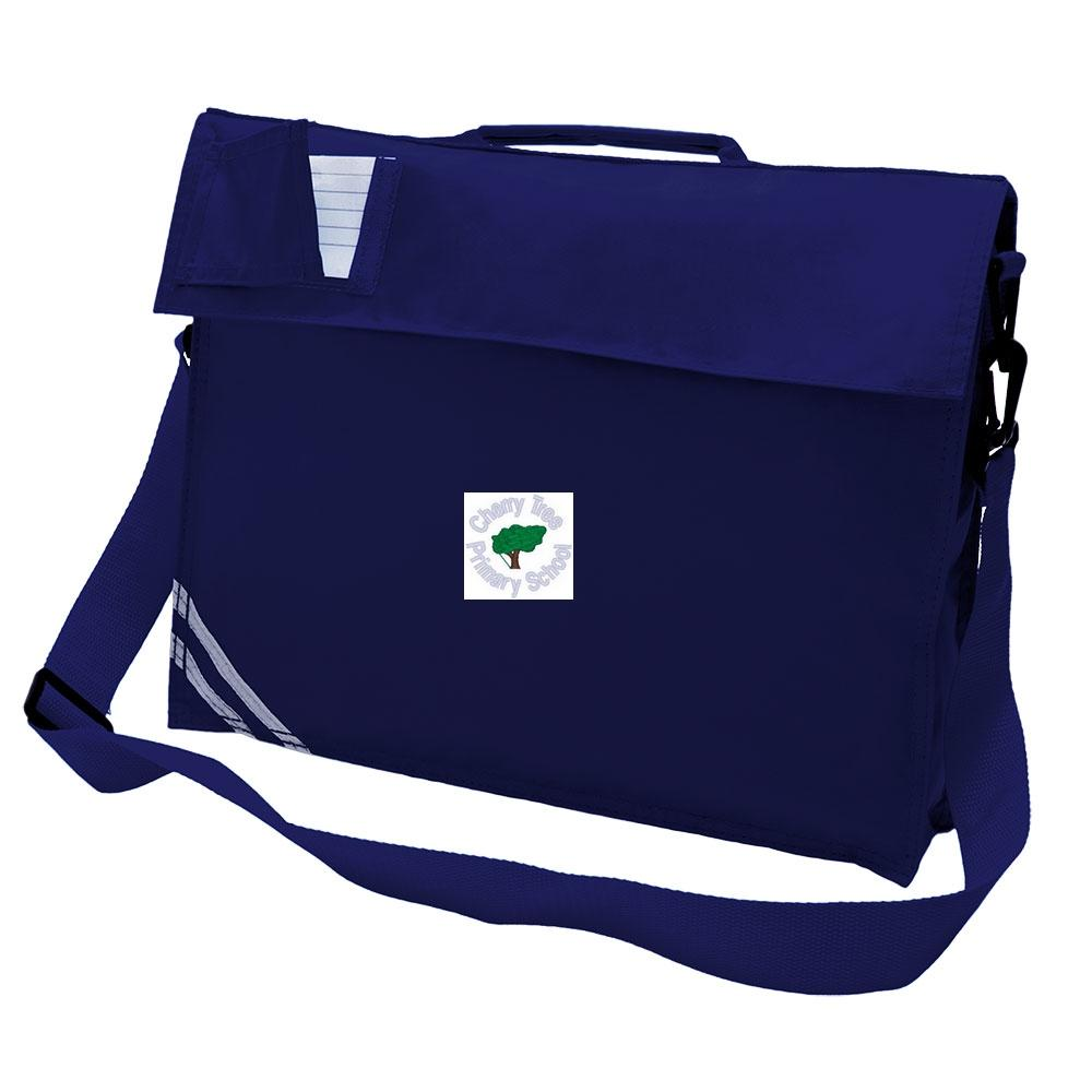 Cherry Tree Primary School - Bookbag with School Logo - Schoolwear Centres | School Uniform Centres