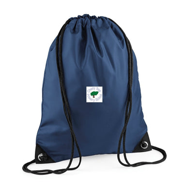 Cherry Tree Primary School - P E Bag with School Logo | School Uniform Centres