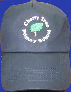 Cherry Tree Primary School - Baseball Cap with School Logo | School Uniform Centres