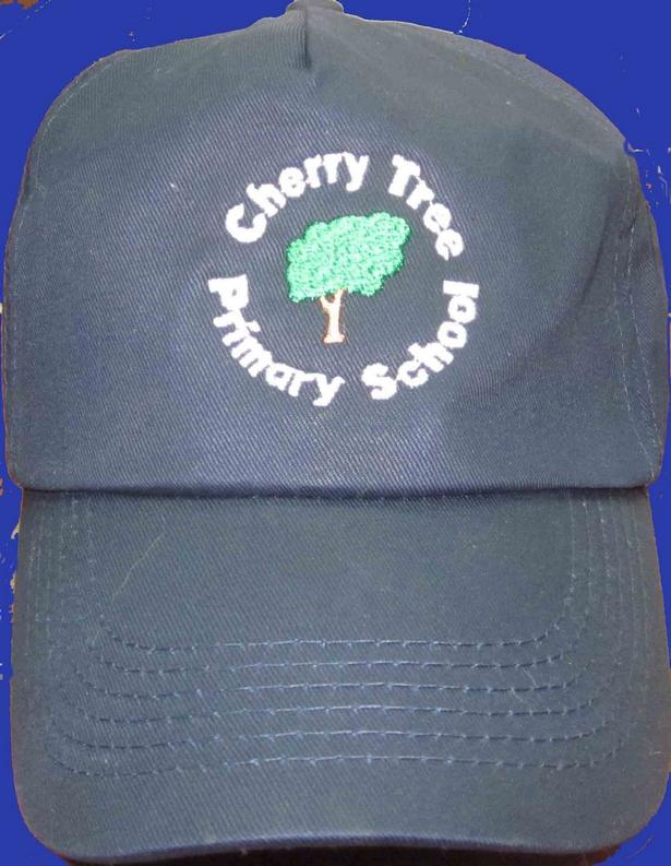 Cherry Tree Primary School - Baseball Cap with School Logo FRENCH NAVY / ONE SIZE School Uniform Centres Caps school-uniform-centres.myshopify.com Schoolwear Centres