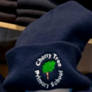 Cherry Tree Primary School - Beanie / Ski Hats with School Logo | School Uniform Centres