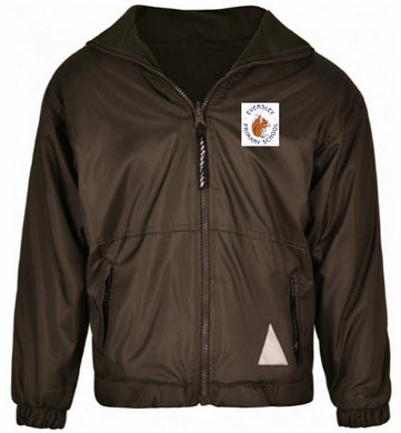 Eversley Primary School - Reversible Jacket with School Logo - Schoolwear Centres